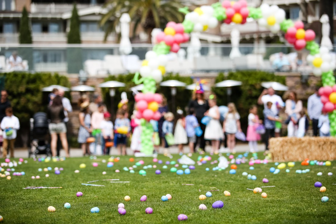 Easter Brunch at the Montage in Laguna Beach - Orange County