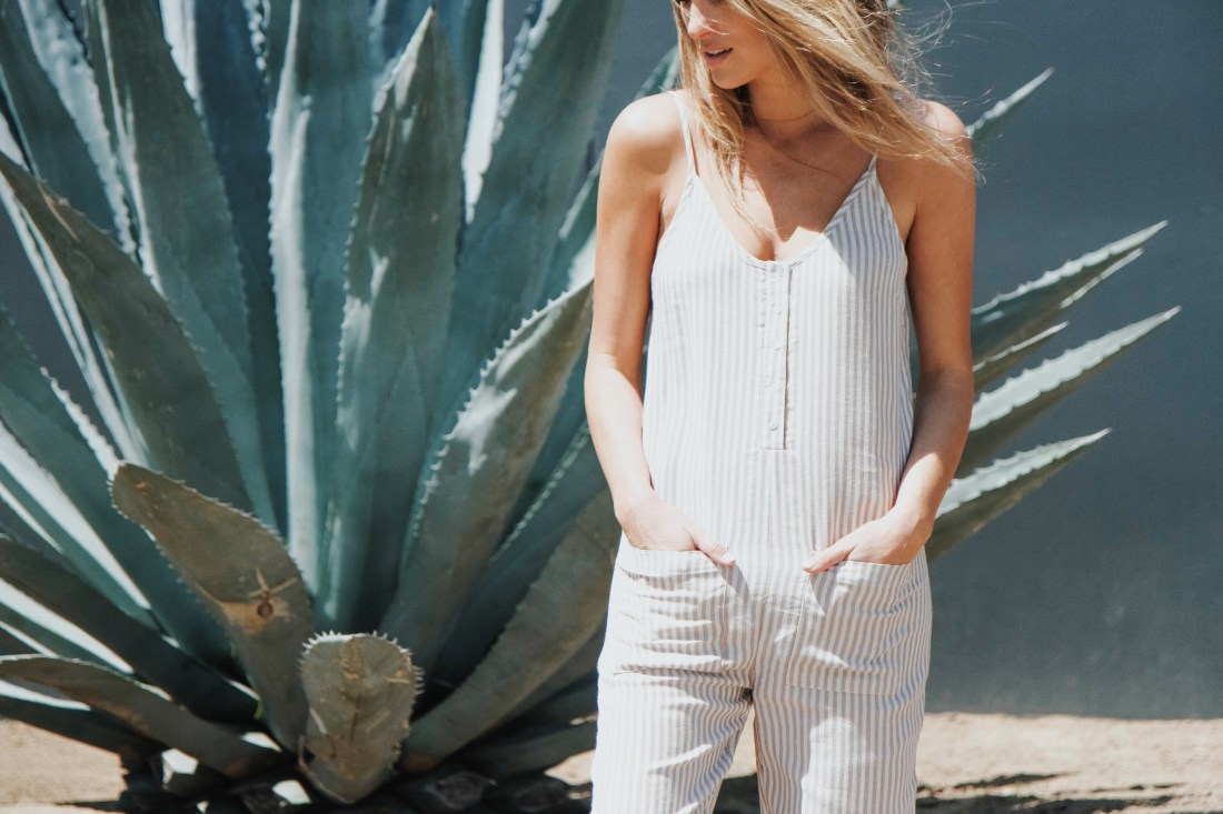 Knot Sisters | The Priscilla Jumpsuit | Palms to Pines