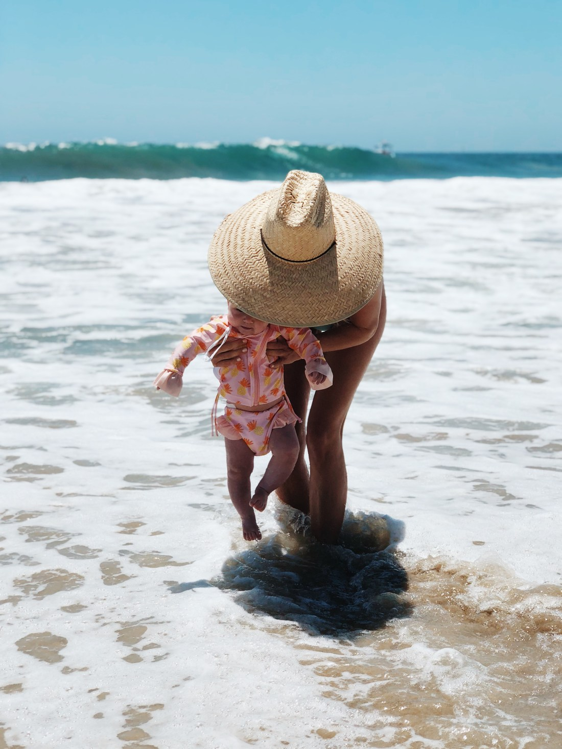 Beach day with Babies | What to bring