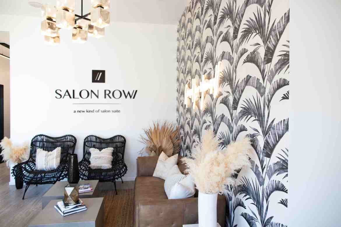 Salon Row Salon Suites Long Beach
