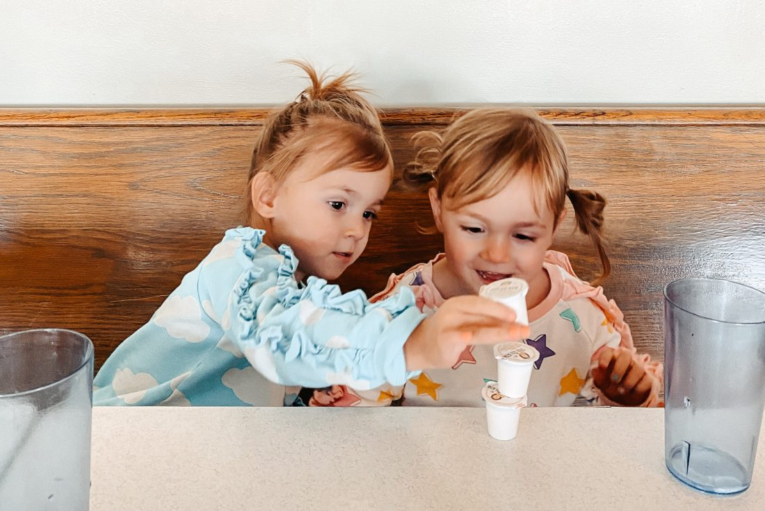 Tips for Eating out with Toddlers