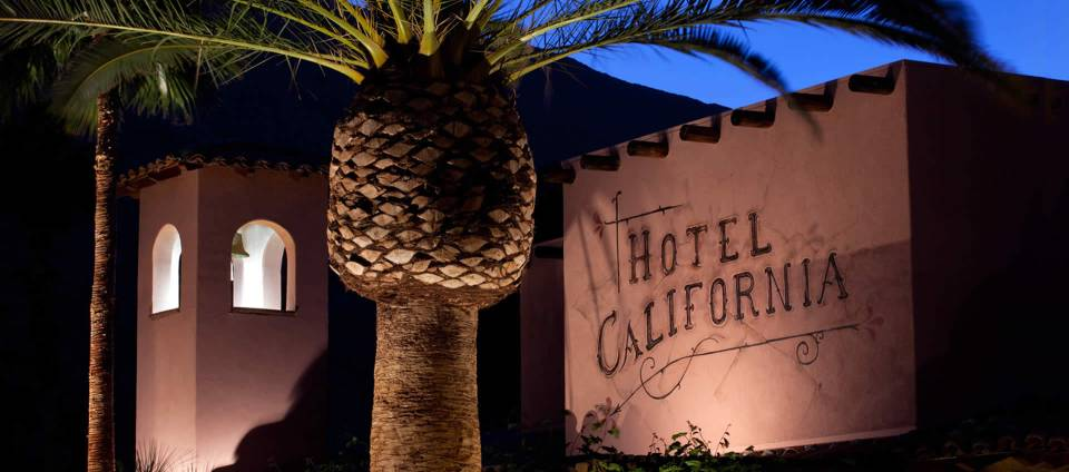 Palm Springs Hotel California  Palm Springs Hotels in