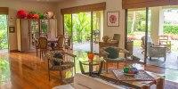 Cabernet Living Room | Costa Rica Real Estate
