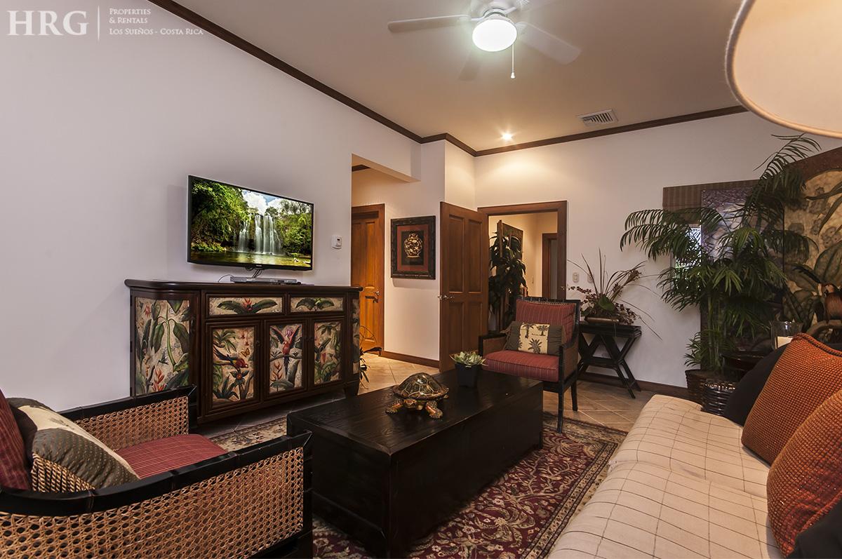VerandaLivingroom  Costa Rica Real Estate