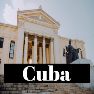 Travel post Cuba