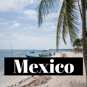 Travel posts Mexico