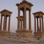 "What About The ""Tetrapylon"" which was destroyed by ISIS in Palmyra"