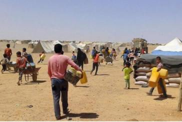 Rukban Camp: Stay and Starve, or Leave and Die