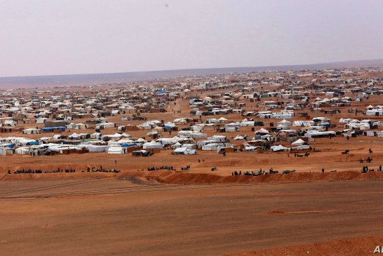 Rukban IDP Camp: what it is and what do you know about it