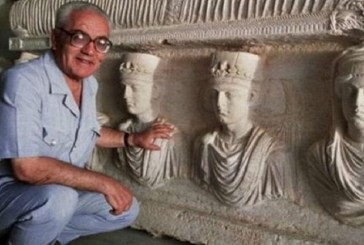 Archaeologist fought ISIS to protect remains of Queen who rivalled Roman Empire