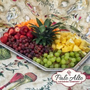 catering large fresh fruit tray platter picture