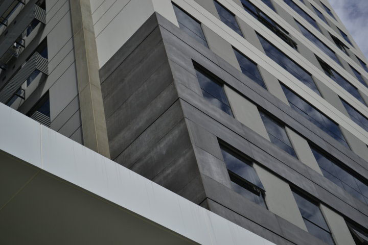 Tablero Madera Cemento  PRG Interior Designer
