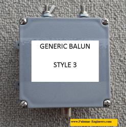 Generic Balun Style 3 296x300 - Enclosure Boxes/Hardware