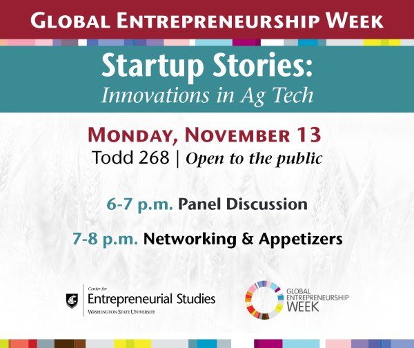 GEW Startup Stories - Ag Tech Innovations