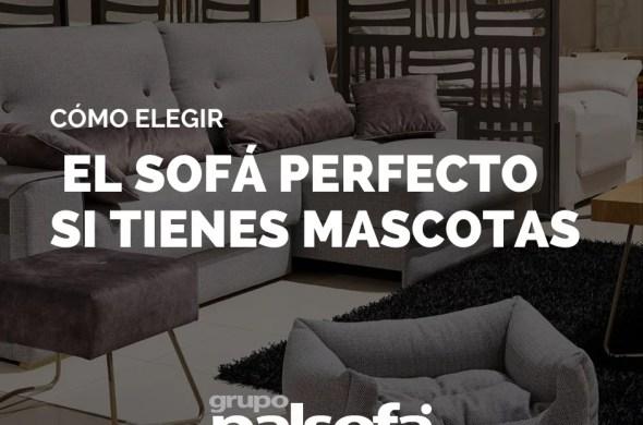CÓMO ELEGIR EL SOFÁ PERFECTO SI TIENES MASCOTAS