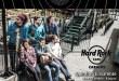 #CicloyAparte invadeel Hard Rock Café