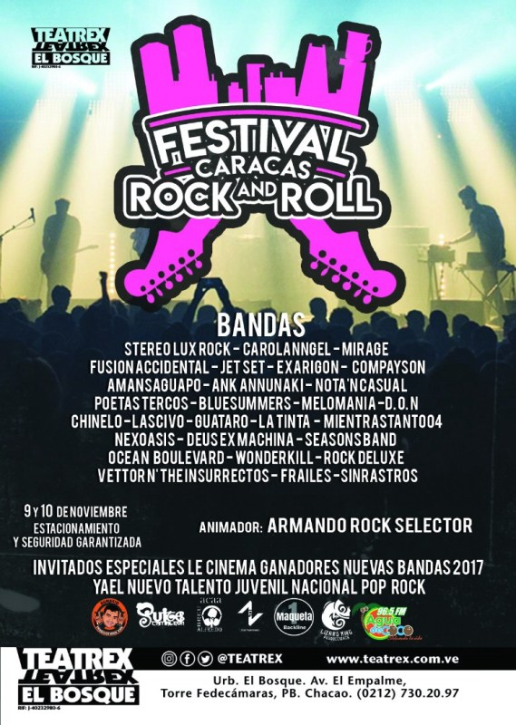 Caracas Rock and Roll