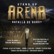 Stand Up Arena en El teatro Bar