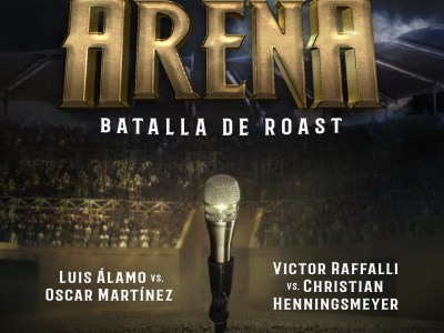 Stand Up Arena en El teatro Bar