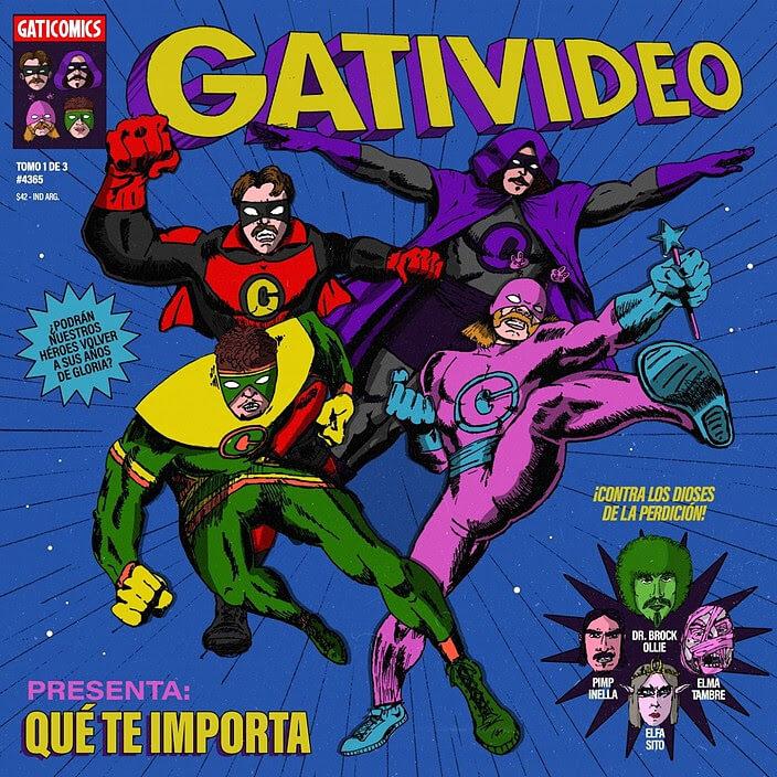 GATIVIDEO presenta 'Que te importa'