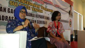Pelajar Diskusi Bahaya Radikalisme di Palu