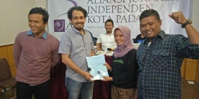 Andri El Faruqi Pimpin AJI Padang