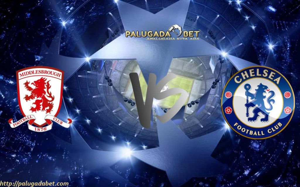 Prediksi Liga Premier Middlesbrough VS Chelsea 20 November 2016