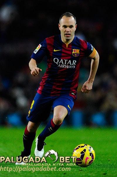 8 Kandidat Calon Penerus Andres Iniesta Di Barcelona
