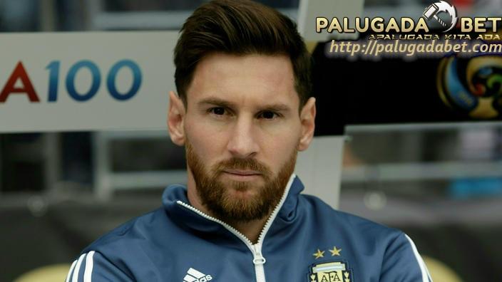 Messi Berharap Tidak Ada Perpecahan Di Argentina