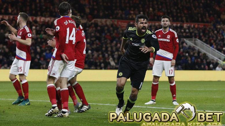 Kalahkan Middlesbrough, Chelsea Naik Ke Puncak Klasemen - PLG