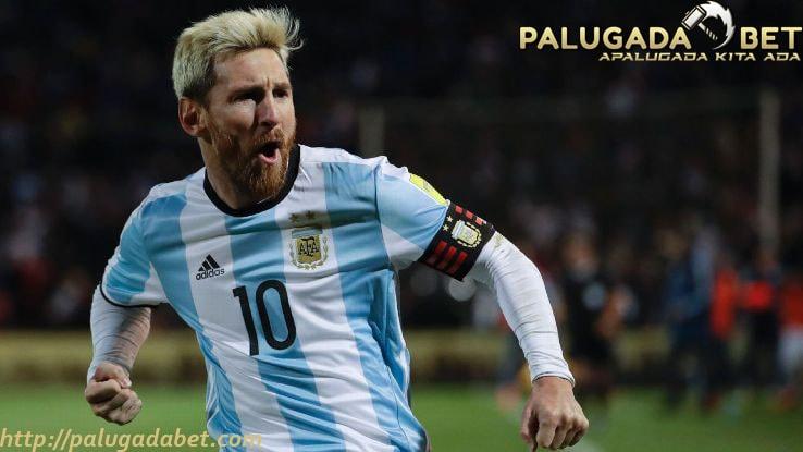 Kali Ini Aksi Ajaib Messi Bantu Argentina Tundukan Kolombia