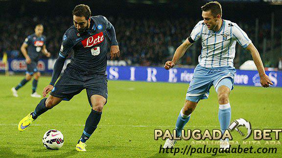 PREDIKSI Napoli vs Lazio: Kali Ini Partenopei Mendapat Ujian Berat
