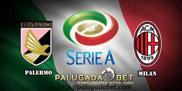 Prediksi Palermo vs AC Milan (Liga Serie A) 6 November 2016