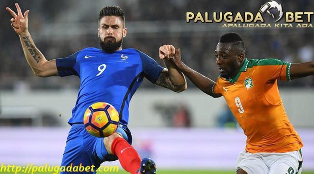Hasil Laga Kualifikasi Prancis VS Pantai Gading : Skor 0-0