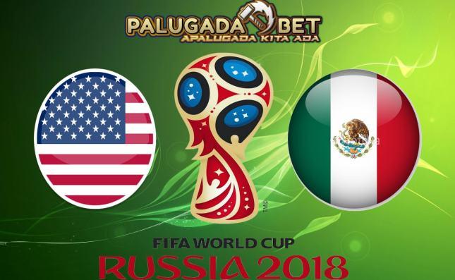Prediksi Amerika Serikat vs Meksiko (Kualifikasi WC CONCACAF 2018) 12 November 2016 - PLG