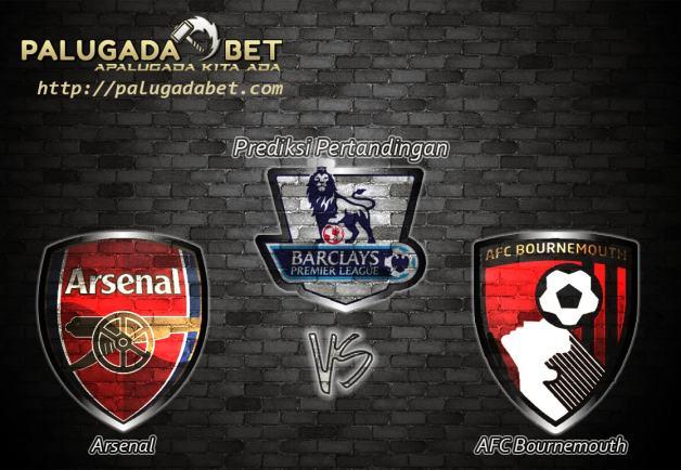 Prediksi Arsenal vs AFC Bornemouth 27 November 2016 (Liga Inggris)