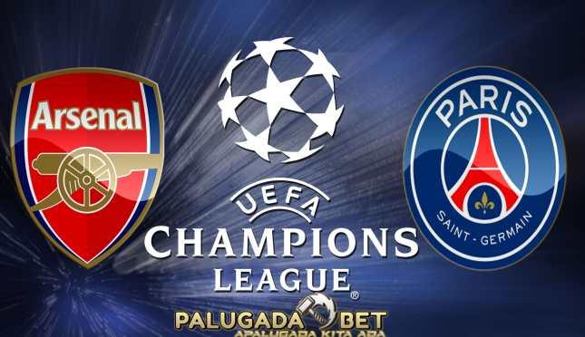 Prediksi Arsenal vs PSG (Liga Champions) 24 November 2016 - PLG