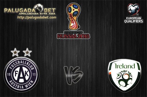 Prediksi Austria vs Irlandia 13 November 2016 (Kualifikasi World Cup)