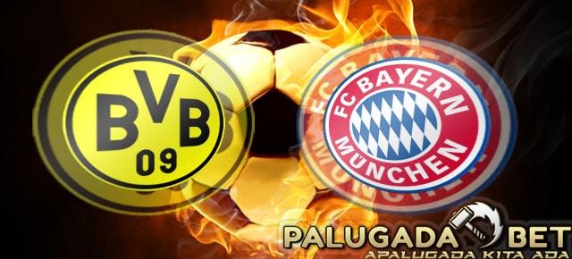 Prediksi Borussia Dortmund vs Bayern Munchen (Liga Jerman) 20 November 2016 - PLG