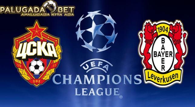 Prediksi CSKA Moscow vs Bayer Leverkusen (Liga Champhions) 23 November 2016 - PLG