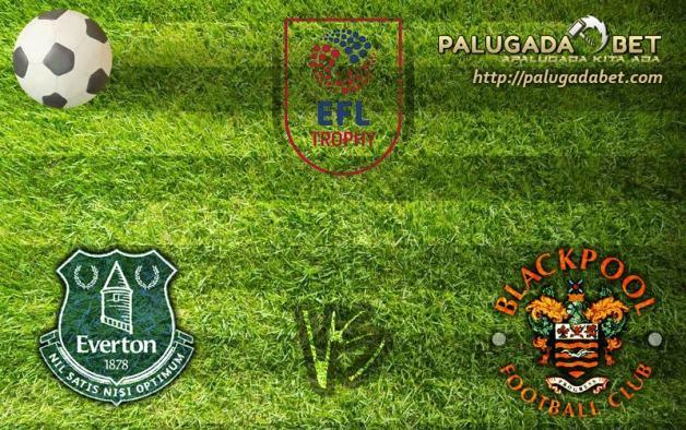 Prediksi Everton Academy vs Blackpool 9 November 2016 (EFL Trophy Grup A)