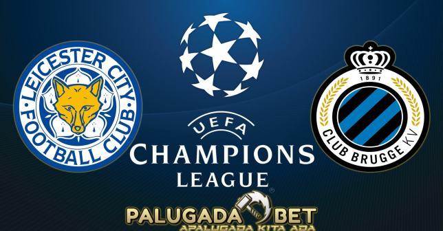 Prediksi Leicester City vs Club Brugge (Liga Champhions) 23 November 2016 - PLG