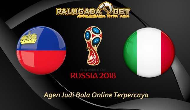 Prediksi Liechtenstein vs Italia (Kualifikasi WC 2018) 13 November 2016 - PLG