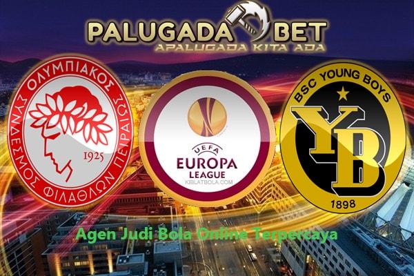Prediksi Olympiacos vs Young Boys (Liga Europa) 25 November 2016 - PLG