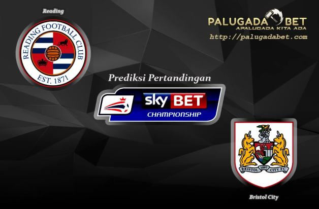 Prediksi Reading vs Bristol City 26 November 2016 (English Championship)