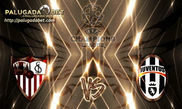 Prediksi Sevilla vs Juventus 23 Nobember 2016 (Liga Champion)