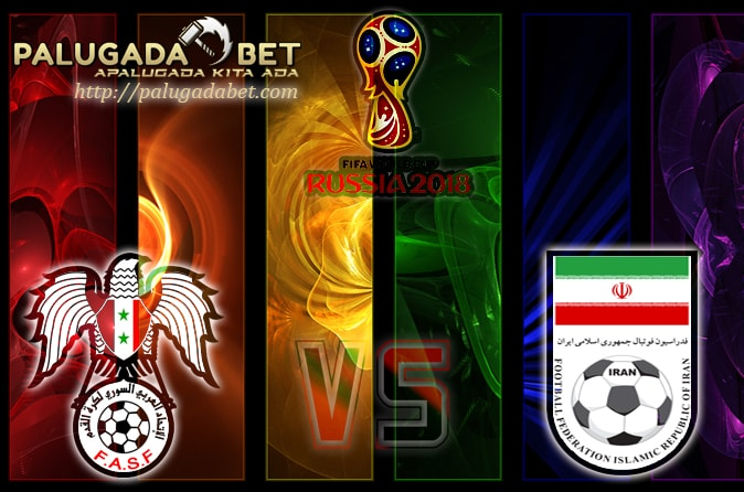 Prediksi Syria vs Iran 15 November 2016 (Kualifikasi World Cup)