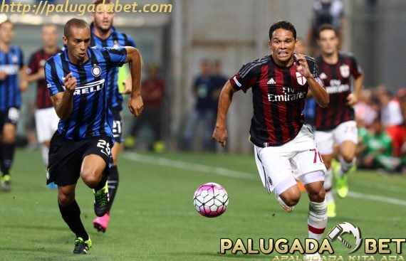 Hasil Pertandingan AC Milan VS Inter Milan Total Skor :2-2