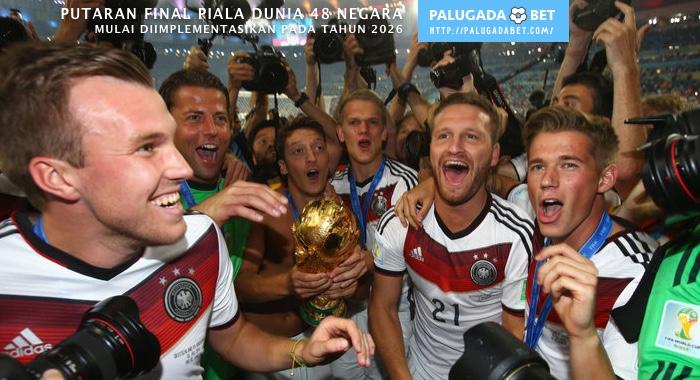 Jerman Piala Dunia Brazil 2014 FIFA