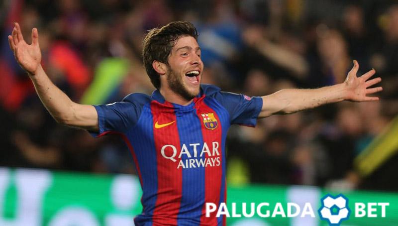 Sergi Roberto Resmi Perpanjang Kontrak Barcelona Hingga 2022